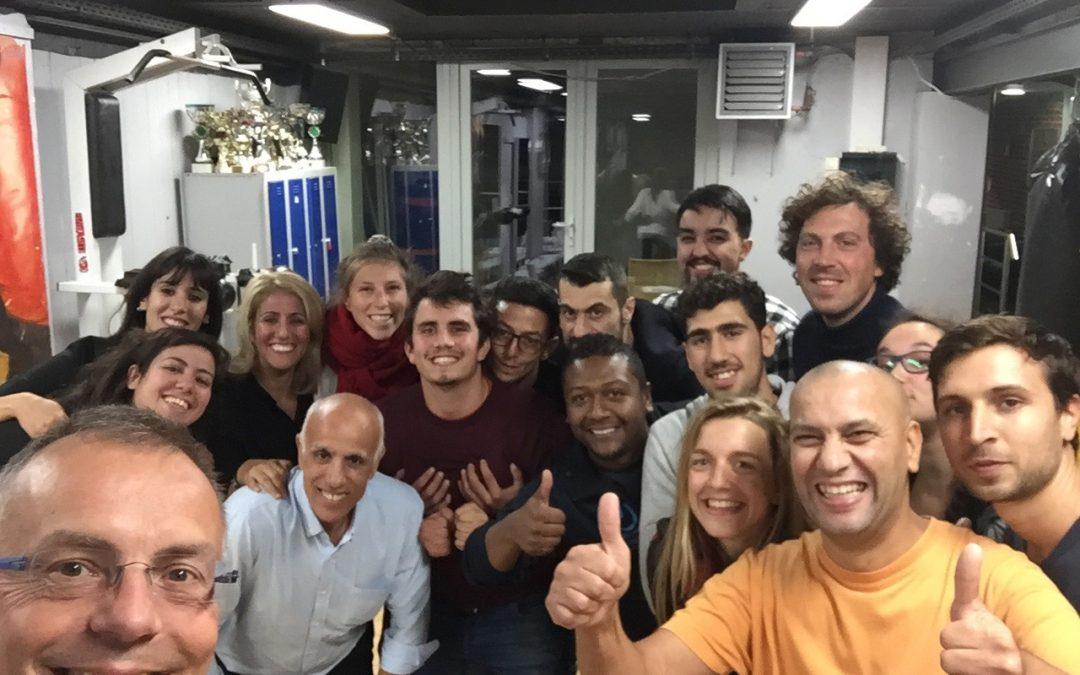 Mondial Sport : club de boxe à Schaerbeek